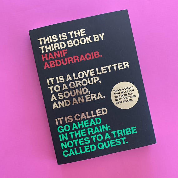 Always a source of intellectual inspiration and exploration, LMUs Common Book unites our community in a shared endeavor. This years selection: @NifMuhammads Go Ahead in the Rain: Notes to a Tribe Called Quest: bit.ly/2Vm0m7E