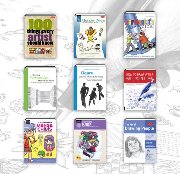 Humble Book Bundle: Create Comics & Manga 2