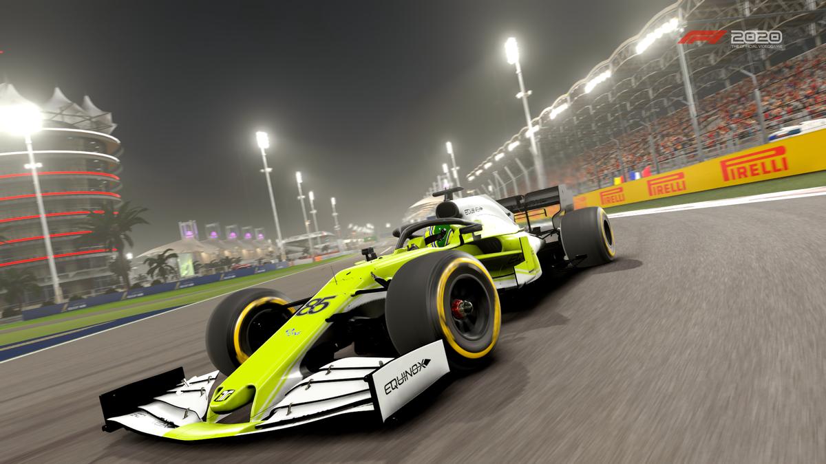 Minarae Motorsport MNR01 #F12020 #XboxShare https://t.co/BazGvINAkC