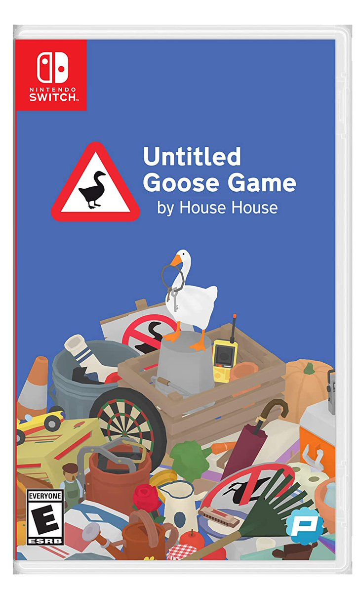 Pre-order Untitled Goose Game for #NintendoSwitch for $34.99 on Amazon. 2
