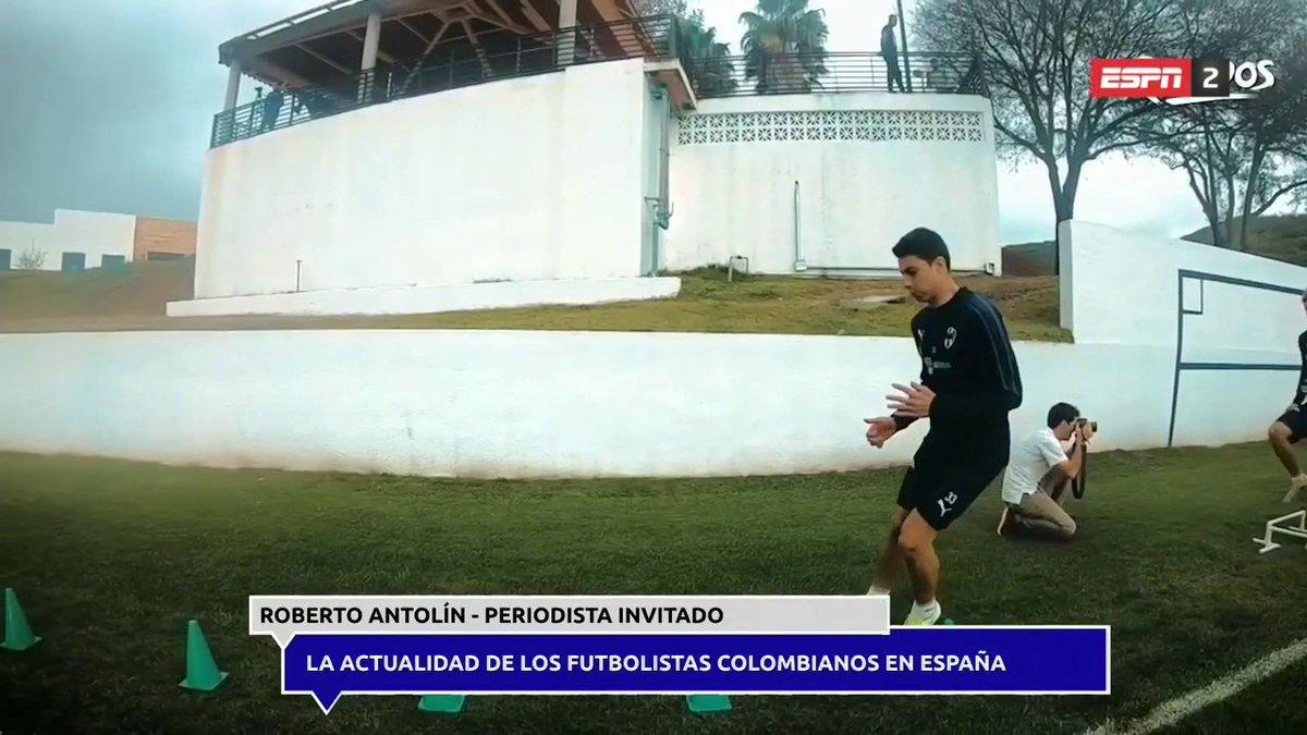 Image for the Tweet beginning: Roberto Antolín: