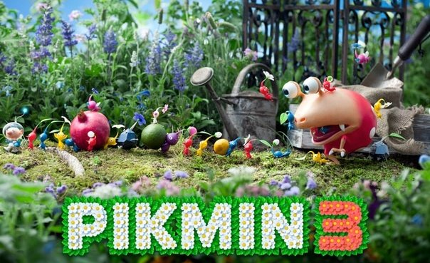 Supermetaldave64 On Twitter Pikmin 3 Was Removed Today From The