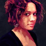 Image for the Tweet beginning: Painted a portrait from an