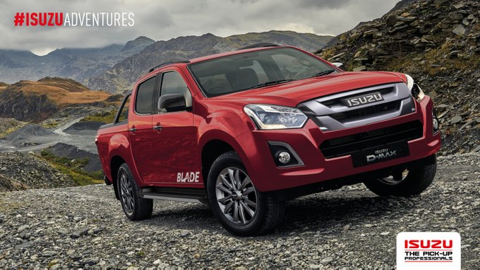 Venture to places you've never been to before with #Isuzu! Whichever model you choose, adventure awaits.  Chat with our friendly specialists and take a test drive at our #Wincanton showroom! https://t.co/lIVpdWtl5M #IsuzuDmax #Dmax #pickup https://t.co/rLnbYmIU5Y