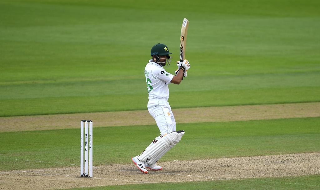 Babar Azam- Pakistan vs England first Test
