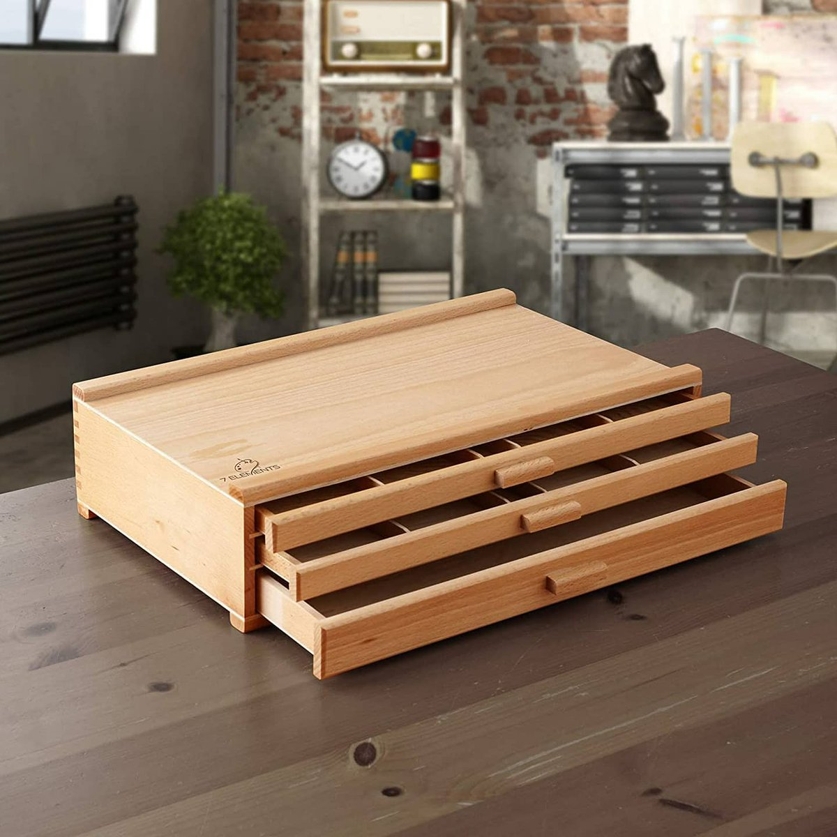 Do you have the perfect setup for your studio? are you tired of always looking for that eraser,pencil or having your pastel chalks breaks? Then you should totally cop this storage drawer, giving your studio space that touch. . Available in 2, 3 ,4 ,5,6 and 10 drawer sets.