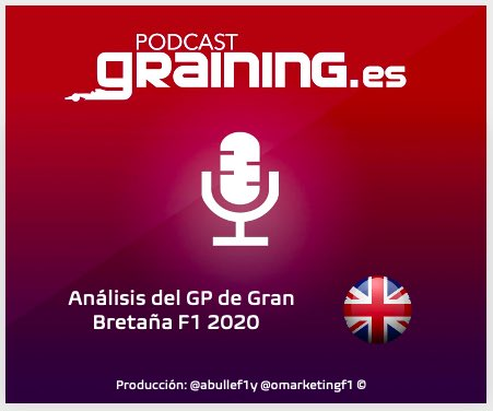 @abulleF1 te cuenta procedimiento de intervención para retirar autos de la pista en #F1 Escúchanos junto a @Mattrocchi y @TavoMotta  #Podcast @Graining_es  Web: https://t.co/0FuJZ7qpvn Spotify: https://t.co/vbfkVoICrD Apple: https://t.co/9cOtr0h7KG iVoox: https://t.co/wXBxq4SAc6 https://t.co/Kevm56xASL