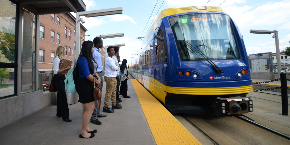 There are not a great deal of #LightRail #Infrastructure projects moving ahead in the US at this point, but the Twin Cities has a significant one in the @SouthwestLRT. Congratulations, @MetCouncilNews! 🚄🏗️