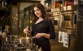 A9. Nigella #FoodTravelChat