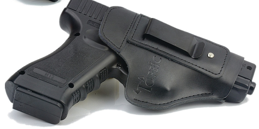 #fashionaddict Leather Pistol Holster for Glock https://bit.ly/2tnJt13pic.twitter.com/84PEl0hPRI