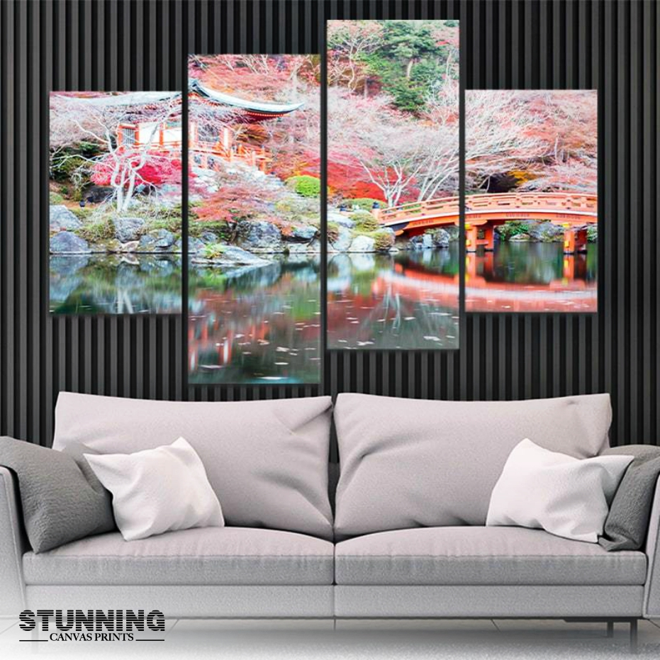 Japanese Garden Art adds a contemporary touch to any room. Make your home lively and display your favorite wall art. ---- https://bit.ly/2DqZjNQ   #stunningcanvasprints #canvas #art #painting #artist #artwork #canvaspainting #acrylic #paint #acrylicpainting #canvasart pic.twitter.com/aQPQgXuy5Z