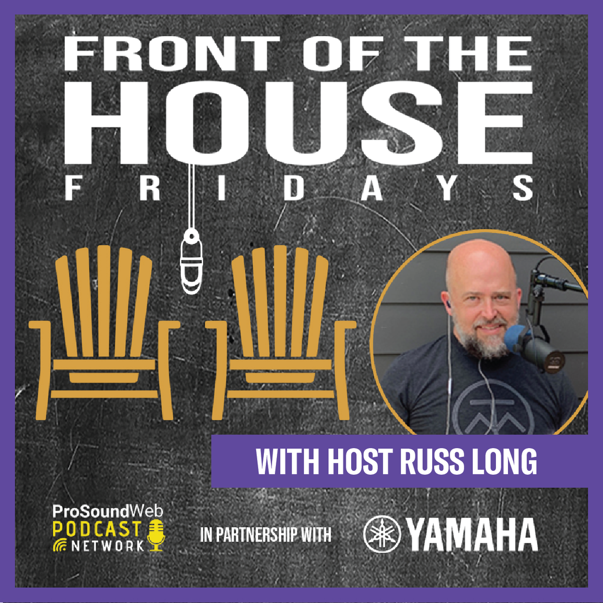"Yamaha Professional Audio has teamed up with https://t.co/lPGwwt9uXF to bring you the ""Front Of The House Fridays"" Podcast Series, featuring conversations with industry leading audio engineers. #yamaha Listen at the link below: https://t.co/FaX0cWPOes https://t.co/BcMthYVZA4"
