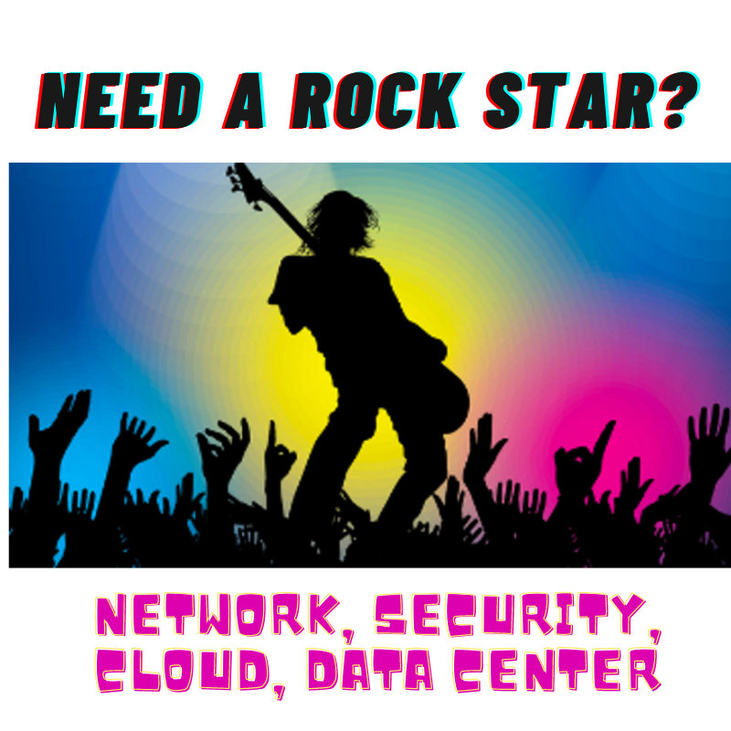 "Do you need a ""rockstar"" NETWORK ENGINEER, SECURITY ENGINEER, CLOUD ENGINEER...?    https://www.thetrevigroup.com/impact-players   Contact me at Karel@TheTreviGroup.com  #thetrevigroup # #cloudengineer #azurecloud #cloud #networkengineer #networksecuritypic.twitter.com/qIJhq9L0Uy"