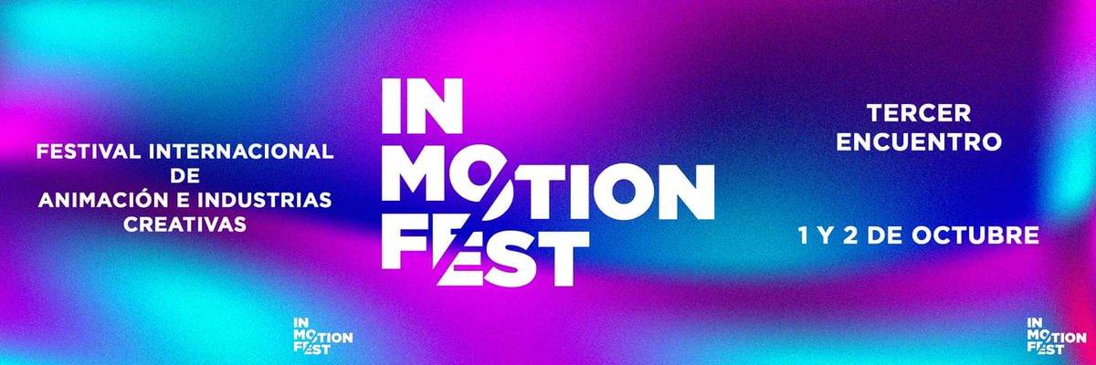Están listos?  No se imaginan lo que está por venir...  #todossomosinmotionfest #inmotionfest #networking #animación #artedigital #querétaro #festival #innovacion #industriascreativas #emprendimientopic.twitter.com/9WOWqXwFfW