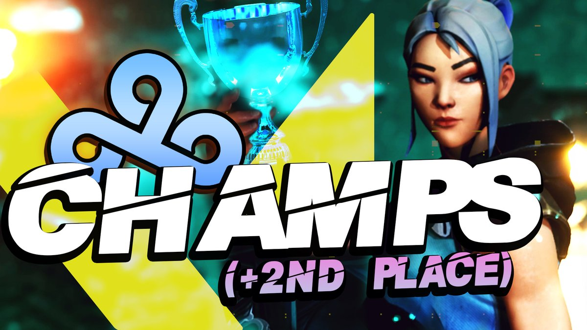 In back-to-back tourneys, #C9VAL took 1st place over Gen.G in the Charity Clash & came 2nd to SEN in the PAX Arena Invitational! Re-watch the best plays from both tourneys in our latest video!