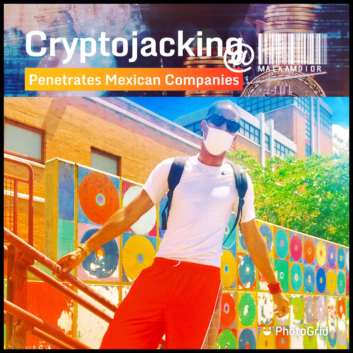 Mexican companies report they were a victim of #cryptojacking. Cyber-attacks use companies' #cloudcomputing power to mine cryptocurrencies. #Pemex, a #Mexico-based oil company http://www.malkamdior.com, to be recently targeted by attacks.  #Tokenmarketcaps #CryptoNews #Cryptopic.twitter.com/WW8oDKRdaa