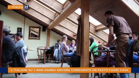 Due italiani su tre non hanno ancora consumato un pasto fuori casa - https://t.co/wEF6ZbtMqe #blogsicilianotizie