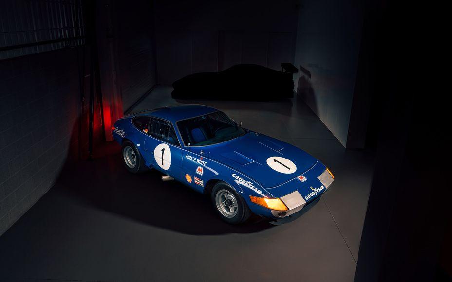 RM Sotheby's new film of 1971 Ferrari 365 GTB/4 Daytona Independent Competizione https://t.co/RofneY3yXH #ferrari #rmsotheby https://t.co/NfVgbrndSB