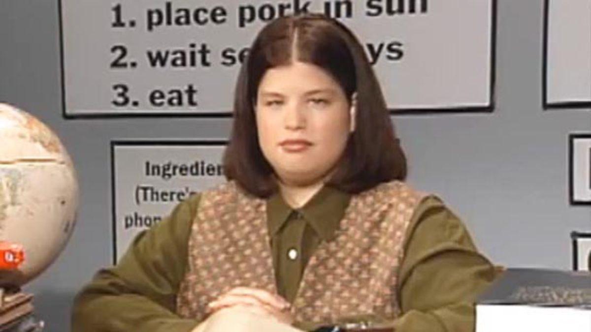 Replace Ellen with Lori Beth Denberg.