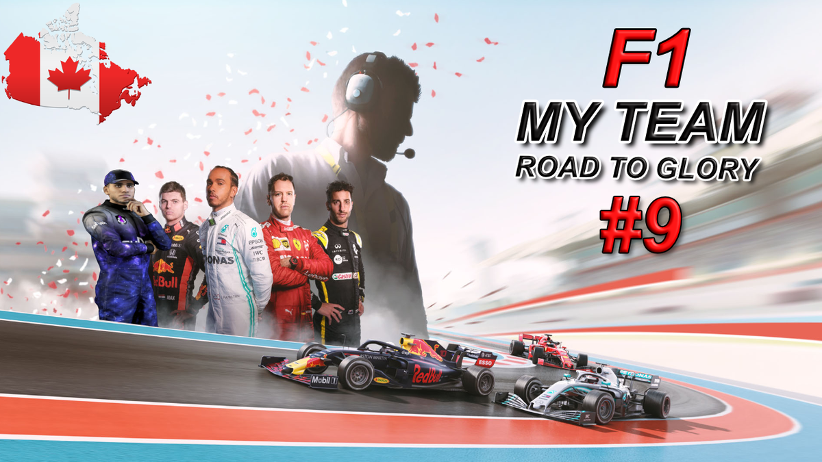 #F12020MyTeam #Episode9 #CanadianGrandPrix #Season1 #Race9 #Round9 #F12020 #F1 #CareerMode #CanadianGP #Qualifying #Livestream #Commentary  #F12020Gameplay #F12020RoadToGlory #F12020VideoGame #YouTube #IMPACT7 Watch Live Tomorrow at 5pm GMT https://t.co/JF9Bu8Rs7t https://t.co/RPRhGIt0D9