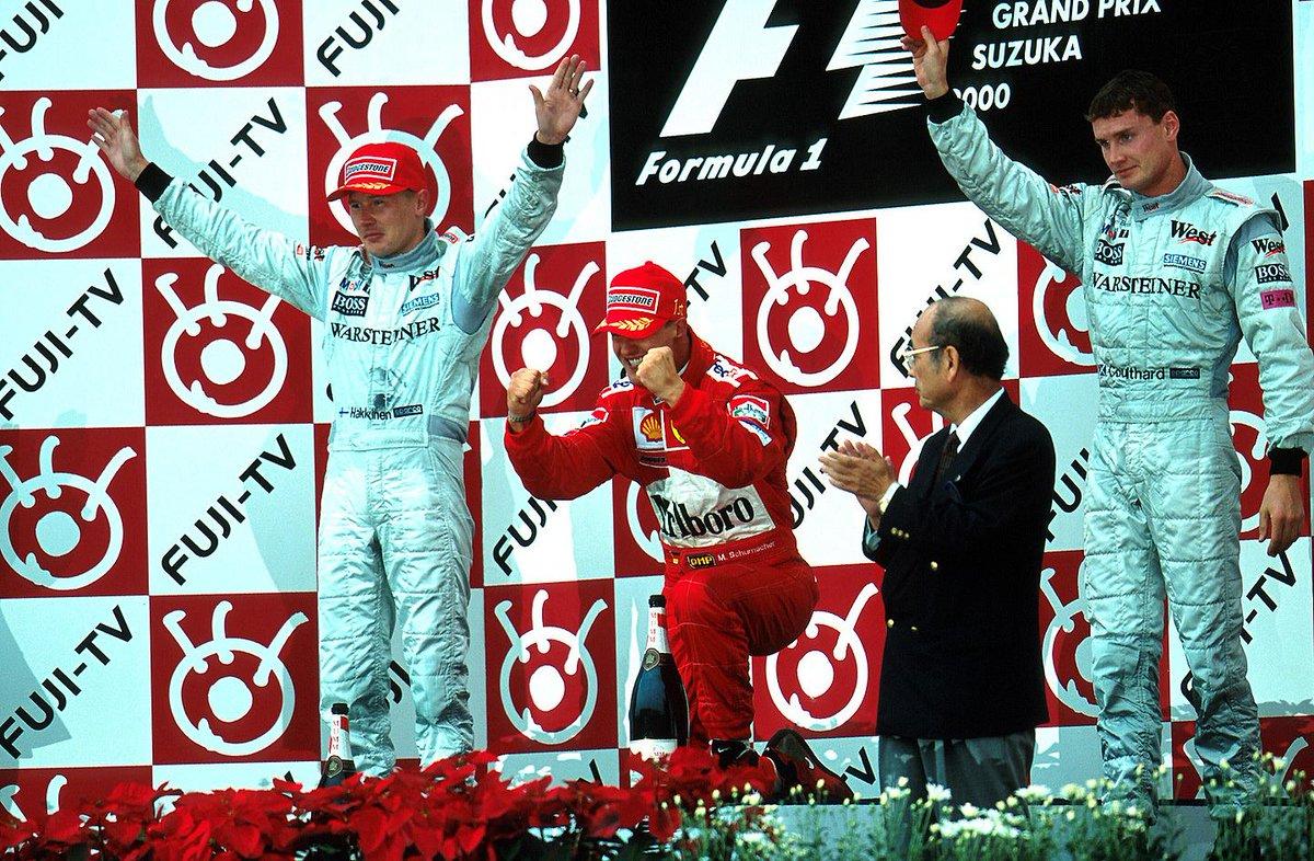 @Formula_Stats Primer titulo de #Schumacher con #Ferrari ! costo pero llego! https://t.co/ykI1zj46op