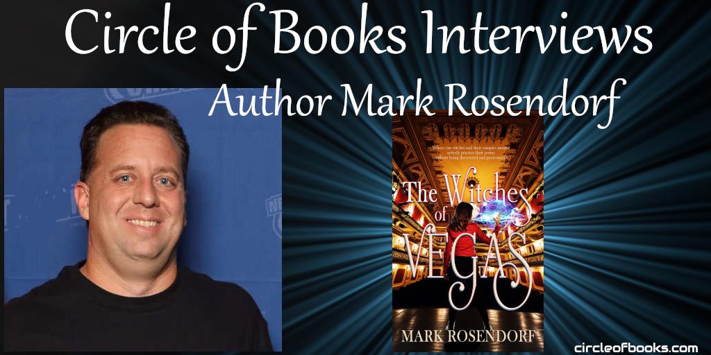 * #rt #interview #asmsg #iartg #author ▶ @MarkRosendorf #writerscommunity #Writer