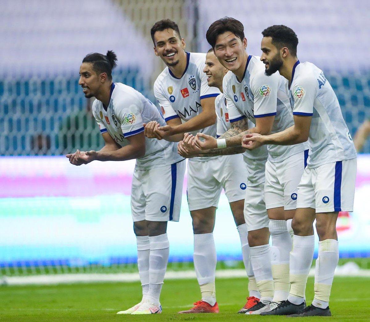 #الهلال يرأف بالنصر وينهي المباراة بـ أربعة أهداف بدلاً من خمسة أهداف. https://t.co/GbDXU1UNk4