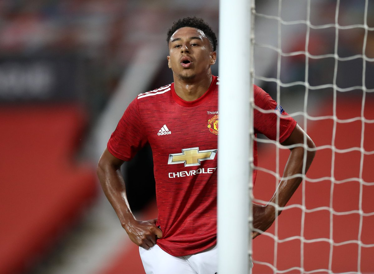 Jesse Lingard has scored in back-to-back games for Man Utd for the first time since December 2018. Back among the goals. ⚽️