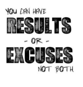 I always hashtag #ExcusesOrResults but I can say this says it all!! If you need any help with this let me know as WE aren't ALONE! #03AUG #AirComFit #GoalDriven #FamilyIsImportant #LearnAndAdapt #WalkAndTalk #EXCUSESorRESULTS #FITfam #1dayATaTIME #BLOGGER #MondayMotivationpic.twitter.com/5fvYKiPGJo