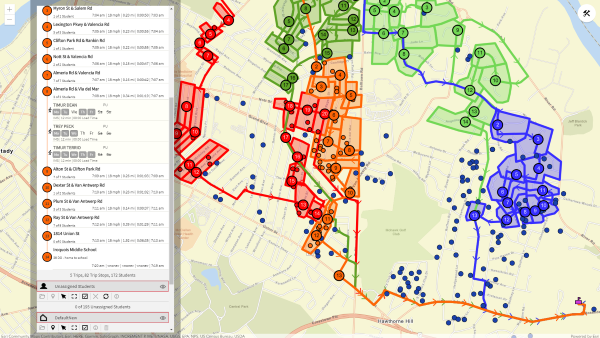 Pennsylvania District Selects Transfinder for Routing Solution: Pittsburgh Public Schools has selected Transfinder's Routefinder solution to create school bus routes for the nearly 30,000 students it transports. https://t.co/zUVbhsihGa https://t.co/F3SMKm3313