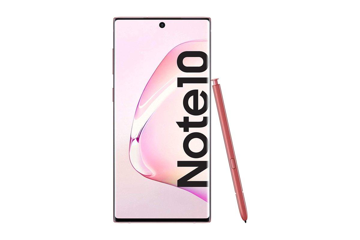 Samsung Galaxy Note10 - 8 GB RAM, 256 GB Memoria Precio anterior: 697,68 € Venta: 662,95 € & Envío GRATIS Descuento proporcionado por Amazon.  https://buff.ly/30trKnf  #megaofertas #SamsungEvent #ChiringuitoCasillas #ULTIMAHORA #OlaDeCalor #mascarilla #COVID__19pic.twitter.com/xUgA6m8xm9