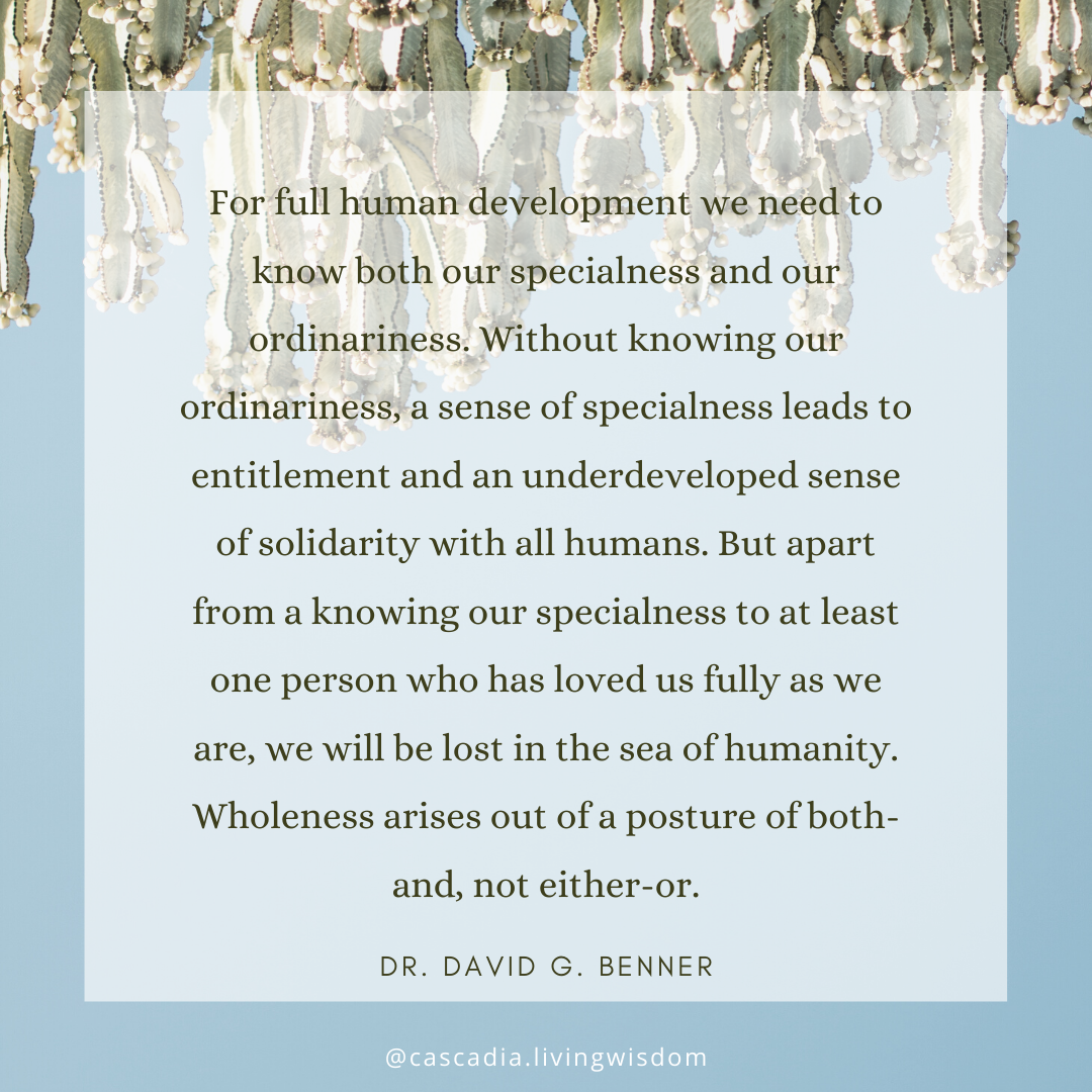 How does this non-dualistic approach strike you?  𝑯𝒖𝒎𝒂𝒏 𝑩𝒆𝒊𝒏𝒈 𝒂𝒏𝒅 𝑩𝒆𝒄𝒐𝒎𝒊𝒏𝒈, 2016  #wholeness #davidbenner #wisdom #life #Cascadia #drdavidbenner #spiritualawakening #God #creation #transformation #soulfood #awakening #quotes #quotestoliveby #quotesoftheday pic.twitter.com/OQ2YzfJpfA