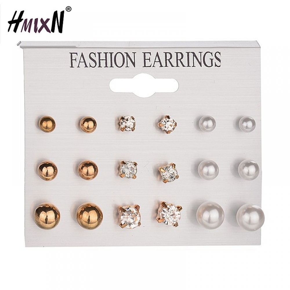 9 Pairs/Set Crystal Alloy Round Ball Gold Color Stud Earrings Vintage Silver Color Simulated Pearl Earring Set For Women Brincos https://www.getsalm.com/9-pairs-set-crystal-alloy-round-ball-gold-color-stud-earrings-vintage-silver-color-simulated-pearl-earring-set-for-women-brincos/ … #fashion|#tech|#home|#lifestylepic.twitter.com/LB5BIGiglP