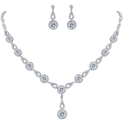 EVER FAITH Women's CZ Bridal Open Teardrop Round Cut Halo Pendant Necklace Earrings Set Clear Silver-Tone  https://bijoumarketplace.com/product/ever-faith-womens-cz-bridal-open-teardrop-round-cut-halo-pendant-necklace-earrings-set-clear-silver-tone__trashed/ …pic.twitter.com/OBdn3OWWRu