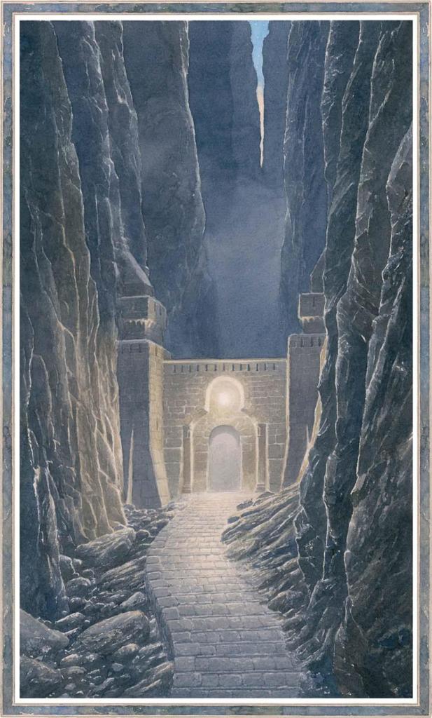 The Gate of Stone by Alan Lee https://ift.tt/30xsg3zpic.twitter.com/Aln2RRPhgm
