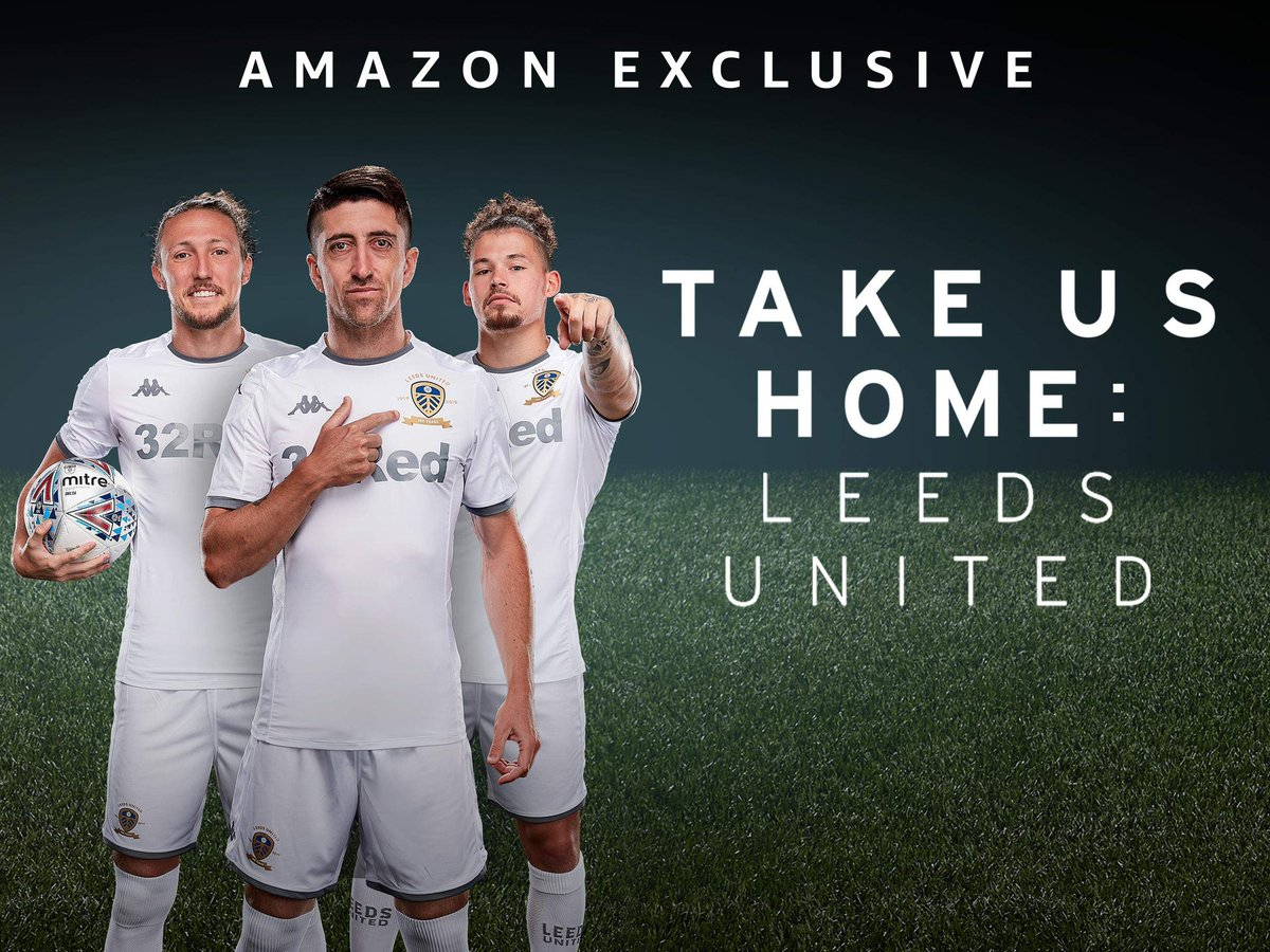 Started the #Leeds united documentary at Amazon Prime. Reminds me of Sunderland but with a happier end I presume! #amazonprime #takeushome https://t.co/I7pdlXJa5o