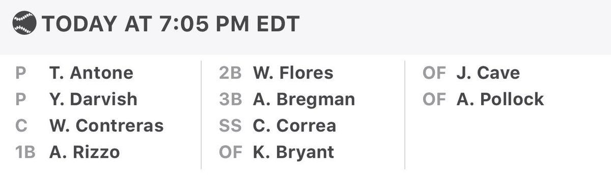 I do play DraftKings and have some models but it's really just for fun and risk very few dollars a night compared to betting. Either way here's my models best lineup tonight. Good luck. #DraftKings #DFS #MLB #dailyfantasy pic.twitter.com/6AEwuVuDnO