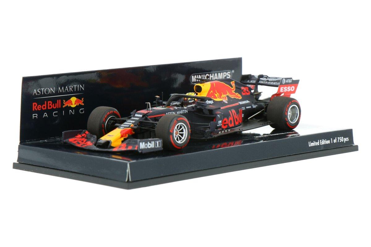 Nieuw: Red Bull Racing RB15 #RedBullRacing #Minichamps #Formule1 #AstonMartinRedBullRacing #MaxVerstappen #2019 #33 #Winner #AustrianGP #modelcars https://t.co/HoFK1l8TVh https://t.co/bQ8o6SRwQd