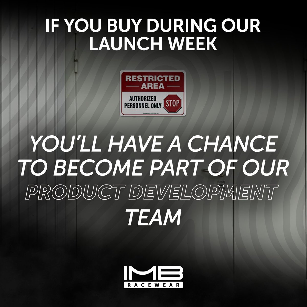 Buy anything from us during our first week (ending midnight, Friday 7th) will get you into our product development closed Discord!  Help us prepare, test, review and give feedback on the latest products for IMB!  @Davey_Cam @AbbiPulling @GPVWC @FSR_esports @isrlesports https://t.co/hWF9aUJDtl