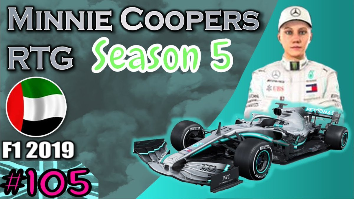 Gday Folks Im Goin Live NOW in like a minute LOL #F12019 Ep 104 #MinnieCoopersRTG Race 21 Season 5 #AbuDhabiGP  #GrandPrix #MercedesAMGF1 #F1 #Formula1 #GP #FormulaOne #motorsports #TH79Games #autorace #Motorsport #PS4 https://t.co/zBueDzipD0 Can We End With a Bang & 1 More Win? https://t.co/QYt4eIJHXz