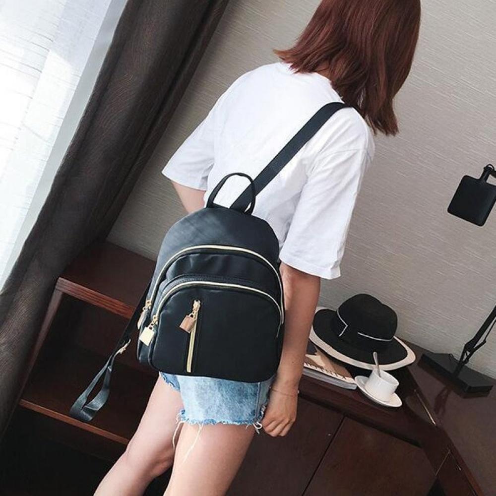 #girly #clothes FREE GIFT* on our website! Fashion Elegant Women Backpack Nylon Korean Small Travel Backpack Solid Black Zipper Backpacks for School Teenagers Girls https://www.gift-bagz.com/product/fashion-elegant-women-backpack-nylon-korean-small-travel-backpack-solid-black-zipper-backpacks-for-school-teenagers-girls/…pic.twitter.com/UEowrXiWd3