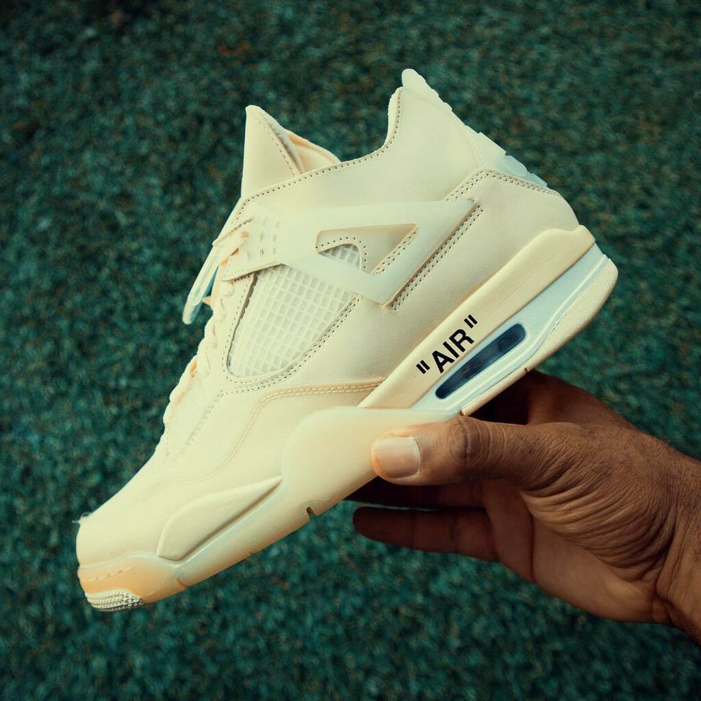 SAIL. . . . . #SNKRS #NIKE #jordan4 #jordans #jordan #offwhite #offwhitesail #offwhitejordan #airjordan #nikeair #canon #eosr #canoneosr #sneakers #sneakerhead #sneakerheads #deadstock #jsfordays https://instagr.am/p/CDhk-FGjn0k/pic.twitter.com/tTB2jjzg2w