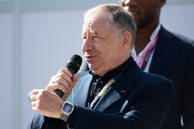 "Todt: Formula 1 has set ""global example"" with return to racing http://twib.in/l/eGXnoBRKG4yA  #F1 #Formula1 pic.twitter.com/EodemS6H3w"