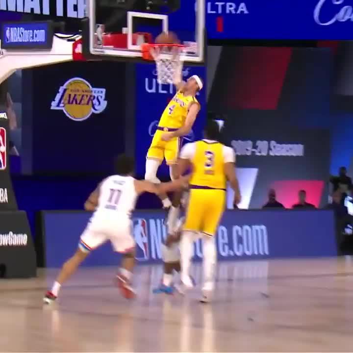 Caruso getting up! 🔨 https://t.co/KiBsAaDJzb