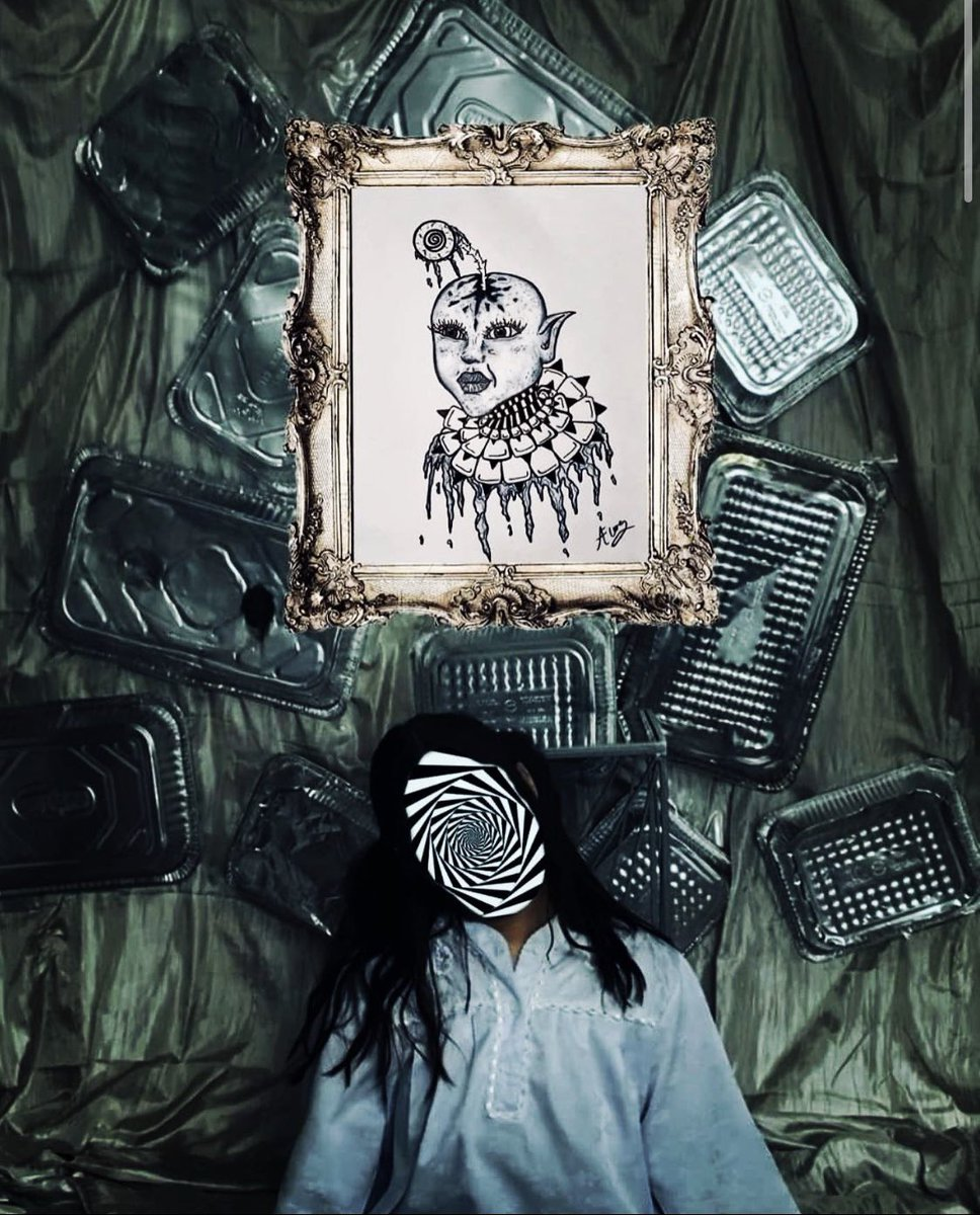 H̷o̷s̷t̷a̷g̷e̷ H̷o̷s̷t̷a̷g̷e̷ H̷o̷s̷t̷a̷g̷e̷ (Prints available on AUGUST 25th) #surrealart #latinartist #photoshopped #art #drawingart #surrealphotography #evokeaholicart #hypnotized #alienart #ArtistOnTwitterpic.twitter.com/GFK0Hh9eEm