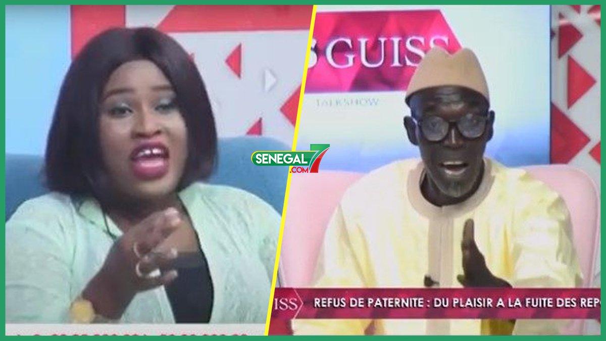 "(Vidéo) Guiss - Guiss: ""Ay Nafekh Nguène Rek Nguène..."", Père Mbaye Ngoné tacle Maya et... - https://t.co/ij9SujKprv #Senegal #Kebetu #team221 #paris #buzz #africa https://t.co/lfdk067wn4"