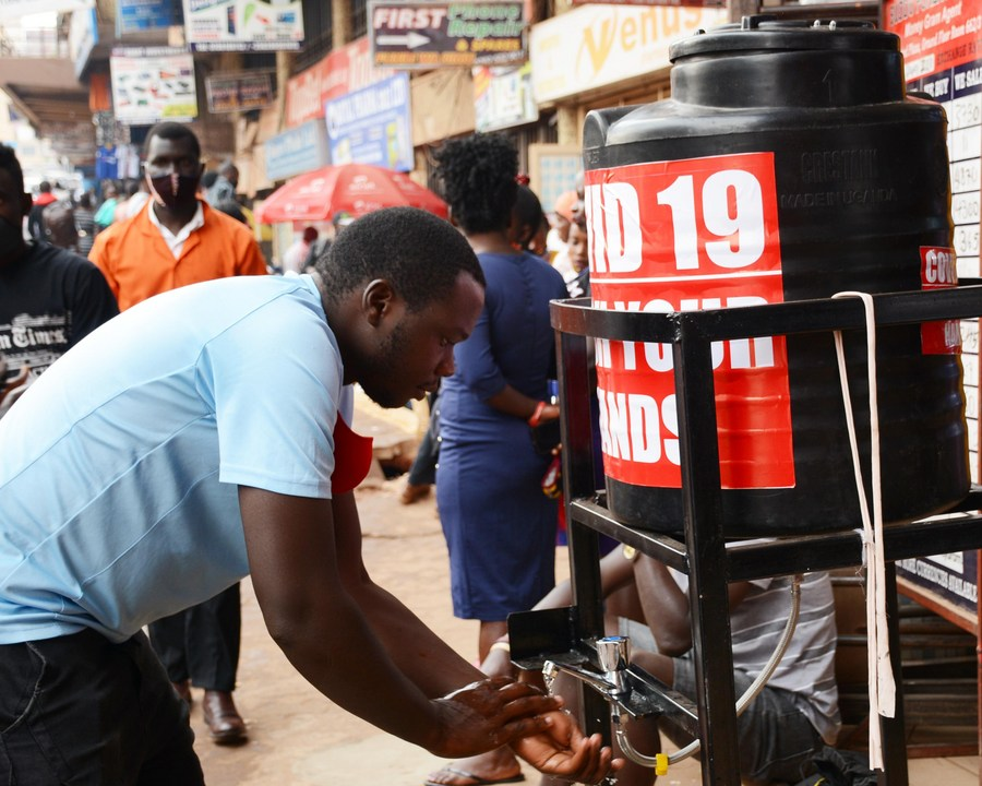 Uganda's tough approach curbs COVID-19, even as #Africa nears 1 million caseshttps://t.co/jnftzLP8kr https://t.co/AfPM4RWCgl via @theafricamentor #africabiz #business https://t.co/DK7QfOOzOn