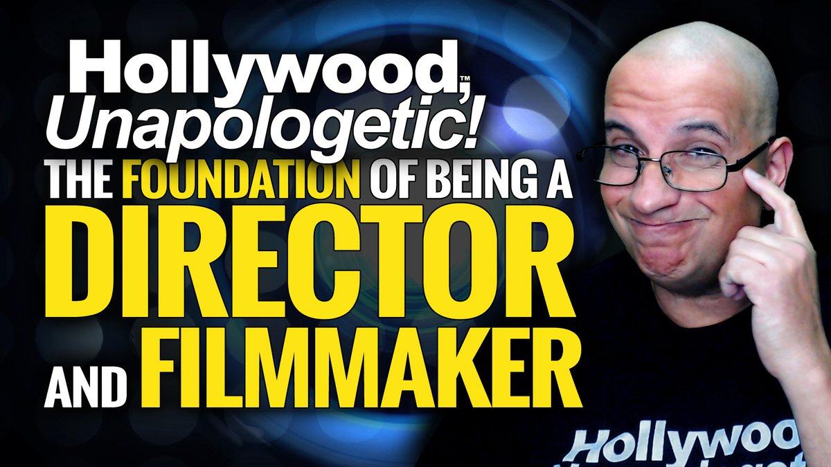 NEW RT- Watch #FilmmakingEssentials: The Foundation of Being a Director and Filmmaker #NewHollywoodGeneration https://t.co/F3OxkLbxde @OrlandoDelbert #SupportIndieFilm #Filmmaking #IndieFilm #Filmmaker #Director #Producer https://t.co/FL3yUwMAaj