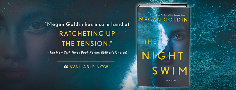My #BookReview of The Night Swim, the latest engaging mystery from Megan Goldin. https://t.co/59bB6nMan7 #sponsored by @StMartinsPress #TheNightSwim #StMartinsPress #NetGalley https://t.co/oNU3nxjA49