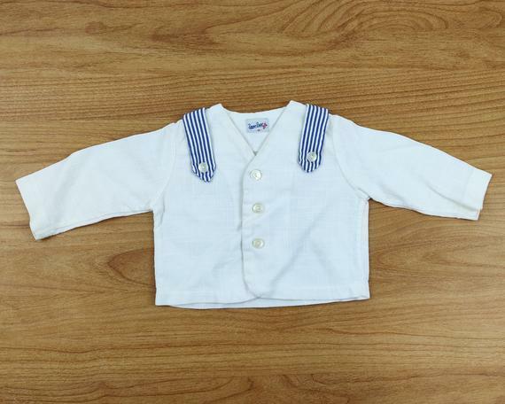 #ETSY #VINTAGE Danny Dare Boy's Shirt or Dress Jacket 1950, Size M, vintage boys clothing by CottonwoodWhispers https://ift.tt/30wW9RF #etsyseller #forsalepic.twitter.com/EZ0DEdfkaj